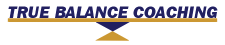 True Balance Coaching Logo